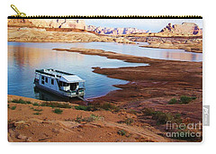 Lake Powell Houseboat Carry-all Pouch