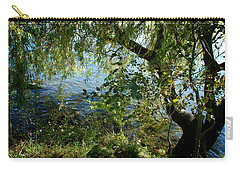Lakeside Tree Carry-all Pouch