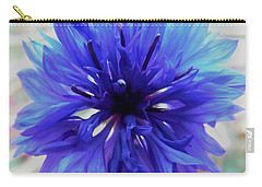 Lapis Lazuli Carry-all Pouch by Barbara St Jean