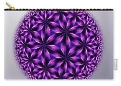 Last Dream Mandala Carry-all Pouch by Danuta Bennett