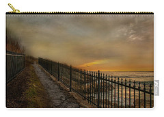 Last Light Carry-all Pouch by Robin-Lee Vieira