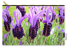 Lavenders Carry-all Pouch