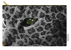Leopard Within Carry-all Pouch