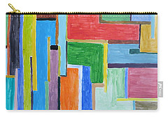 Carry-all Pouch featuring the painting Life by Sonali Gangane