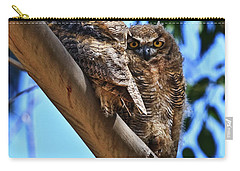 Lifes A Hoot Carry-all Pouch