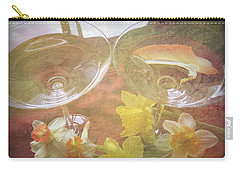 Carry-all Pouch featuring the photograph Life's Simple Pleasures by Kay Novy