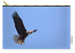 Carry-all Pouch featuring the photograph Lift by Jim Garrison