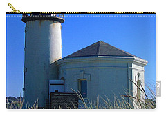 Carry-all Pouch featuring the photograph Lighthouse by Rory Sagner
