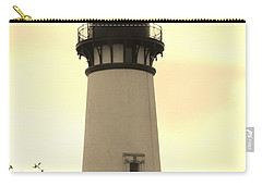 Lighthouse Tranquility Carry-all Pouch by Athena Mckinzie