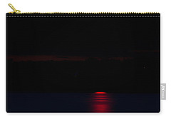 Lights In The Night Carry-all Pouch