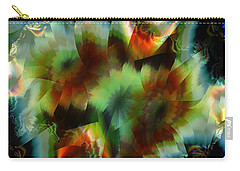 Like Stained Glass Carry-all Pouch
