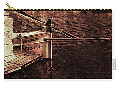 Carry-all Pouch featuring the photograph Lil Kiss by Pedro Cardona