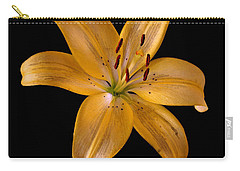Lily Carry-all Pouch by Karen Harrison