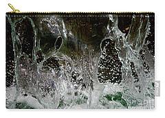 Liquid Art Carry-all Pouch by Vicki Pelham