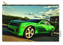 Liquid Green Carry-all Pouch