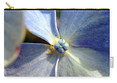 Little Blue Flower Carry-all Pouch