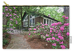 Little Brown Church In Spring Carry-all Pouch