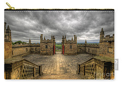 Little Castle Entrance - Bolsover Castle Carry-all Pouch