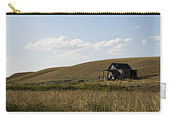 Little House On The Plains Carry-all Pouch