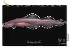 Living Fossil Eel - Protoanguilla Palau - By Maassen-pohlen Carry-all Pouch