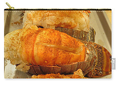 Carry-all Pouch featuring the photograph Lobster Fest by Kay Novy