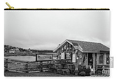 Lobster House Bw Carry-all Pouch