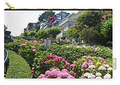 Lombard Street Carry-all Pouch by Dany Lison