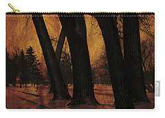Long Shadows Carry-all Pouch by Alyce Taylor