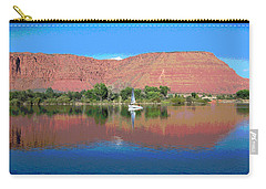 Reflections Of Ivins, Ut Carry-all Pouch