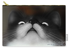 Carry-all Pouch featuring the photograph Looking Up by Vicki Ferrari