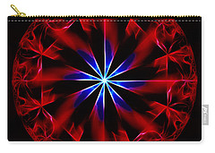 Lost Flames Carry-all Pouch by Danuta Bennett