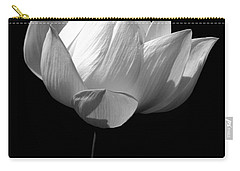 Lotus Bw Carry-all Pouch