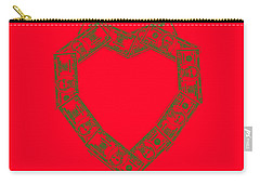 Love Of Money Carry-all Pouch