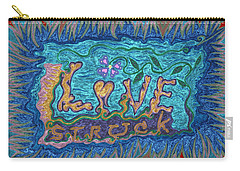 Love Struck Carry-all Pouch