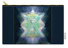 Love's Chalice From The Druid Tree Of Life Carry-all Pouch