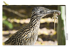 Lunch Anyone Carry-all Pouch by Saija  Lehtonen