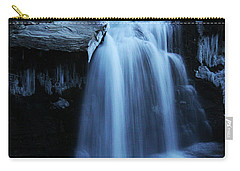 Lundbreck Falls Carry-all Pouch by Alyce Taylor