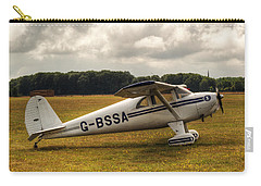 Luscombe 8e Deluxe 2 Seater Plane Carry-all Pouch