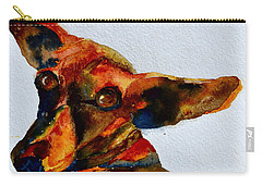 Macey Carry-all Pouch by Beverley Harper Tinsley