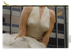 Magnificent Marilyn Carry-all Pouch