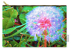 Make A Wish Carry-all Pouch by Susan Carella