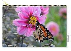 Carry-all Pouch featuring the photograph Making Things New by Michael Frank Jr