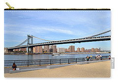 Manhattan Bridge1 Carry-all Pouch