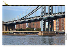 Manhattan Bridge2 Carry-all Pouch