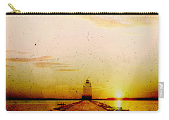 Manitowoc Breakwater Lighthouse Carry-all Pouch