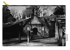 Masoleum2 Carry-all Pouch by Karen Harrison