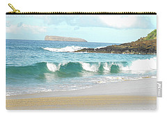 Maui Hawaii Beach Carry-all Pouch