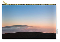 Mauna Loa Sunset Carry-all Pouch
