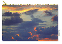 Mediterranean Sky Carry-all Pouch