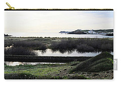 Carry-all Pouch featuring the photograph Mediterranean View by Pedro Cardona